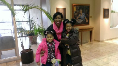 me and johson girls